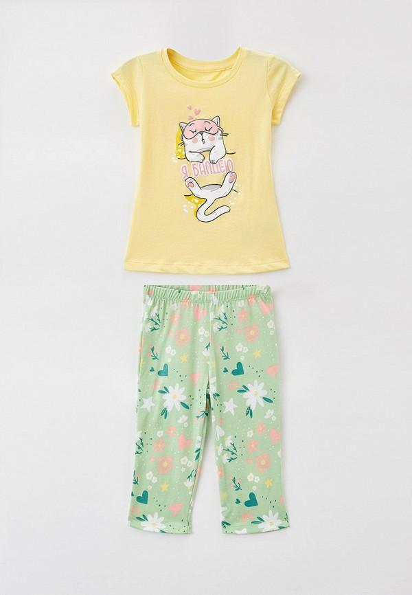 Пижама для девочки Mark Formelle цвет разноцветный