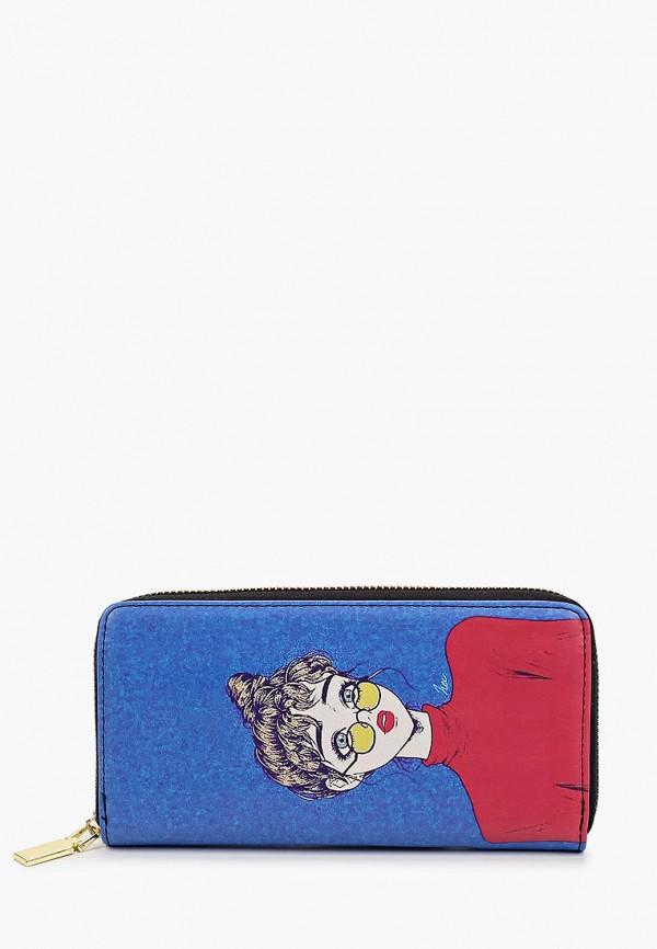 кошелёк vitacci для девочки, синий