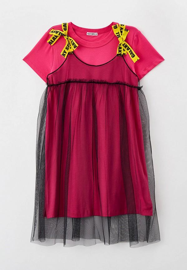 Платья для девочки Crazy Getup цвет розовый