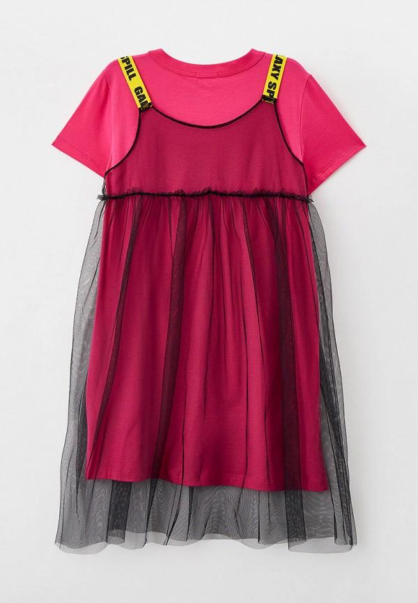 Платья для девочки Crazy Getup цвет розовый  Фото 2