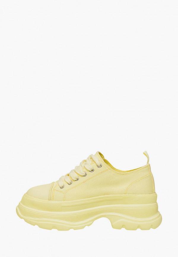 Кроссовки для девочки Mursu цвет желтый