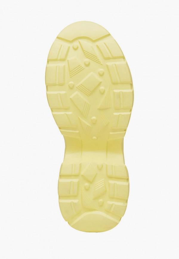 Кроссовки для девочки Mursu цвет желтый  Фото 3