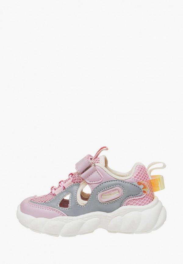 Кроссовки для девочки Mursu цвет розовый  Фото 2