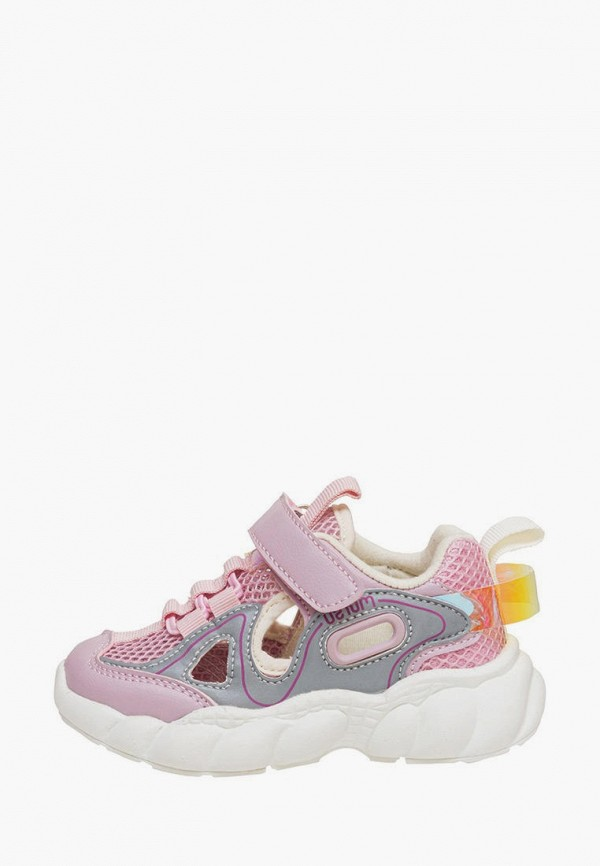 Кроссовки для девочки Mursu цвет розовый
