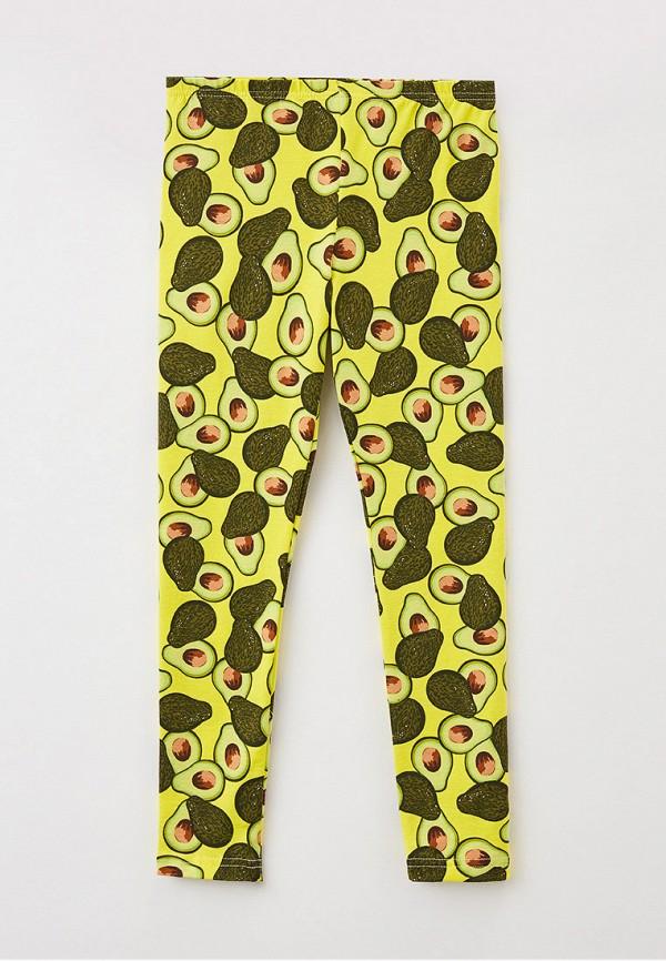 Леггинсы для девочки Youlala цвет желтый