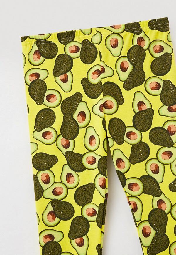 Леггинсы для девочки Youlala цвет желтый  Фото 3