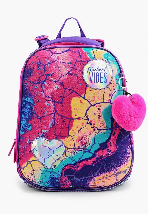 кошелёк berlingo для девочки, фиолетовый
