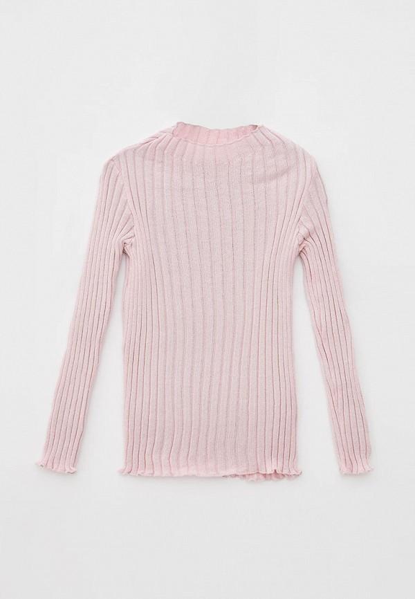 водолазка прованс для девочки, розовая