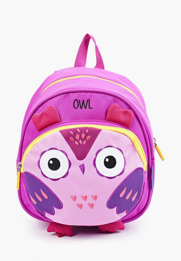 рюкзак berlingo для девочки, фиолетовый
