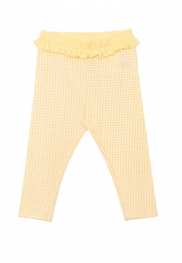 леггинсы 5.10.15 для девочки, желтые