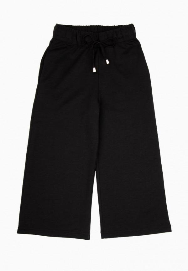брюки yumster для девочки, черные