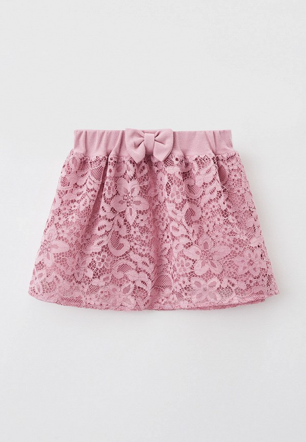 юбка smena для девочки, розовая