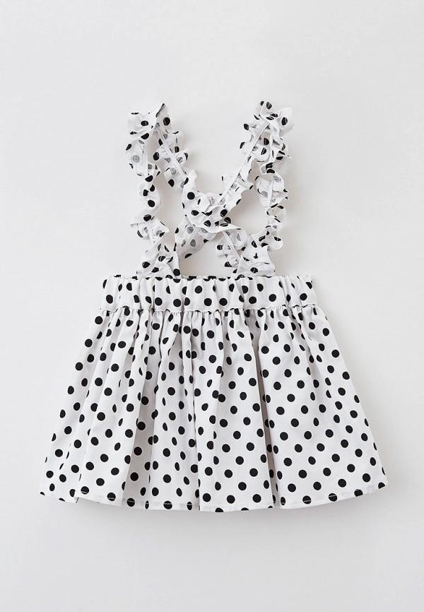 юбка smena для девочки, белая
