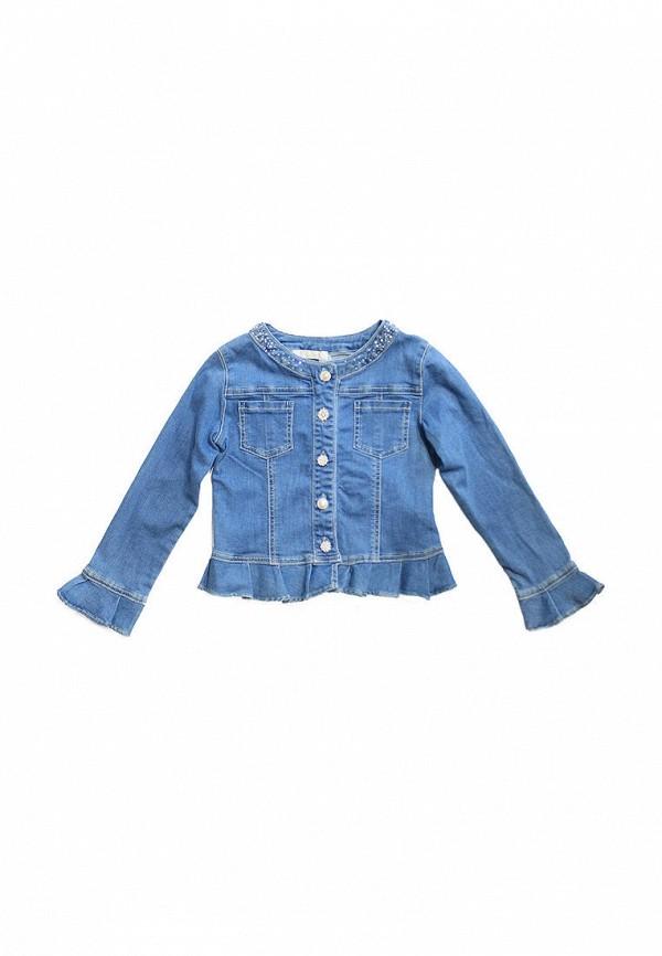 куртка elsy для девочки, синяя