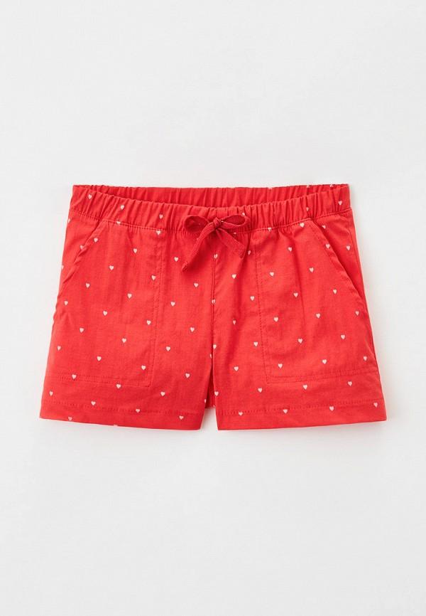 шорты mark formelle для девочки, красные