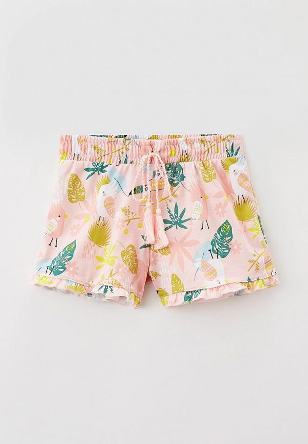 шорты mark formelle для девочки, розовые