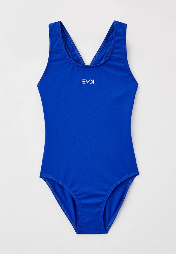 купальник emdi для девочки, синий