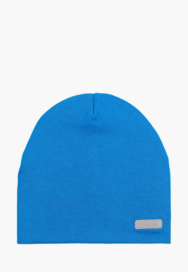 шапка prikinder для девочки, синяя