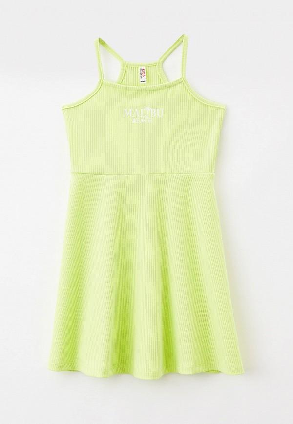 Сарафан DeFacto зеленого цвета