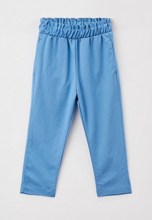 брюки mark formelle для девочки, голубые