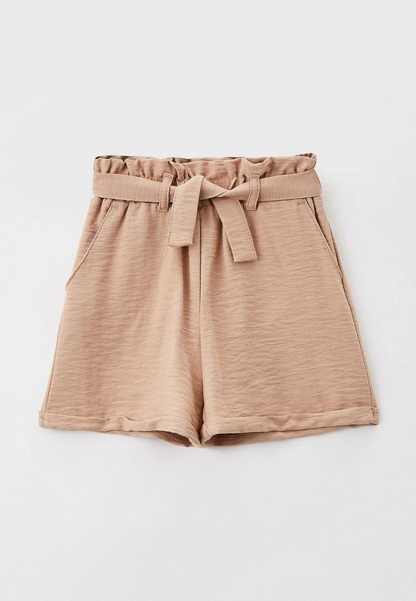 шорты defacto для девочки, бежевые