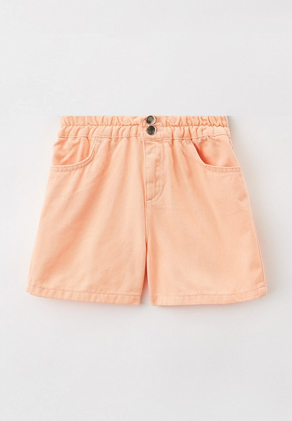 шорты defacto для девочки, оранжевые