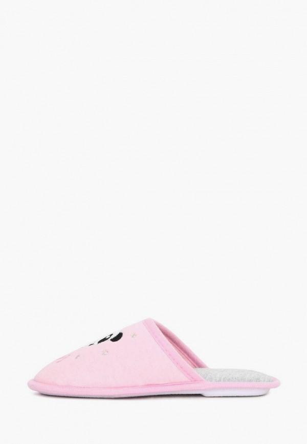 тапочки t.taccardi для девочки, розовые