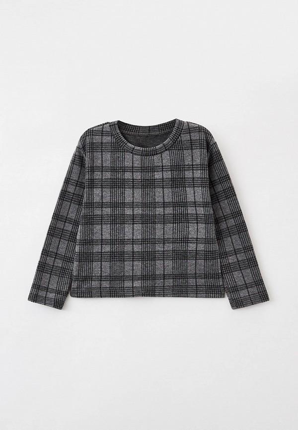 джемпер mark formelle для девочки, серый