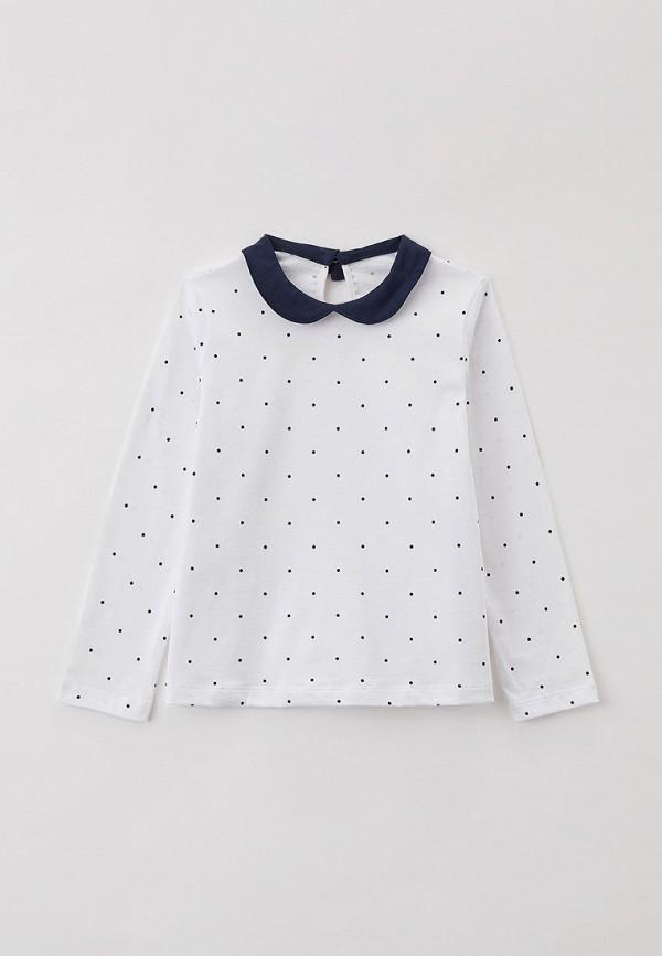 блузка mark formelle для девочки, белая