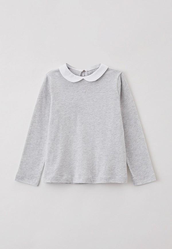 блузка mark formelle для девочки, серая