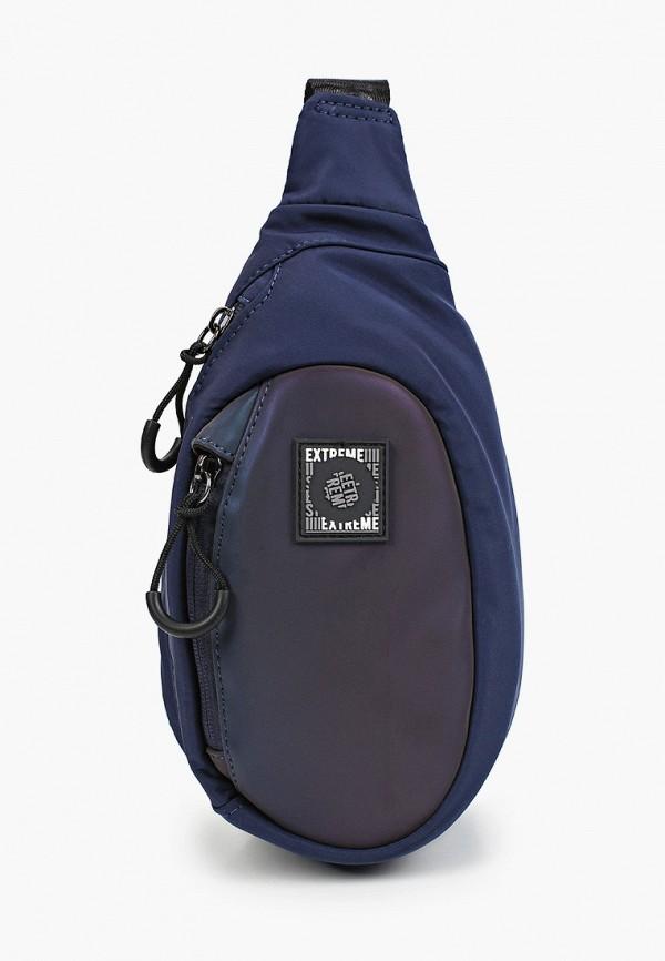 рюкзак acoola для девочки, синий
