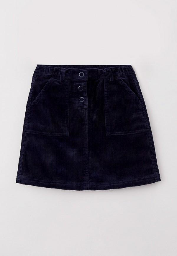 юбка coccodrillo для девочки, синяя