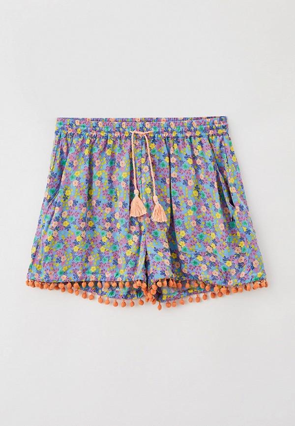 шорты baon для девочки, разноцветные
