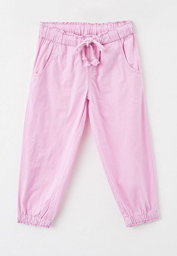 брюки baon для девочки, розовые