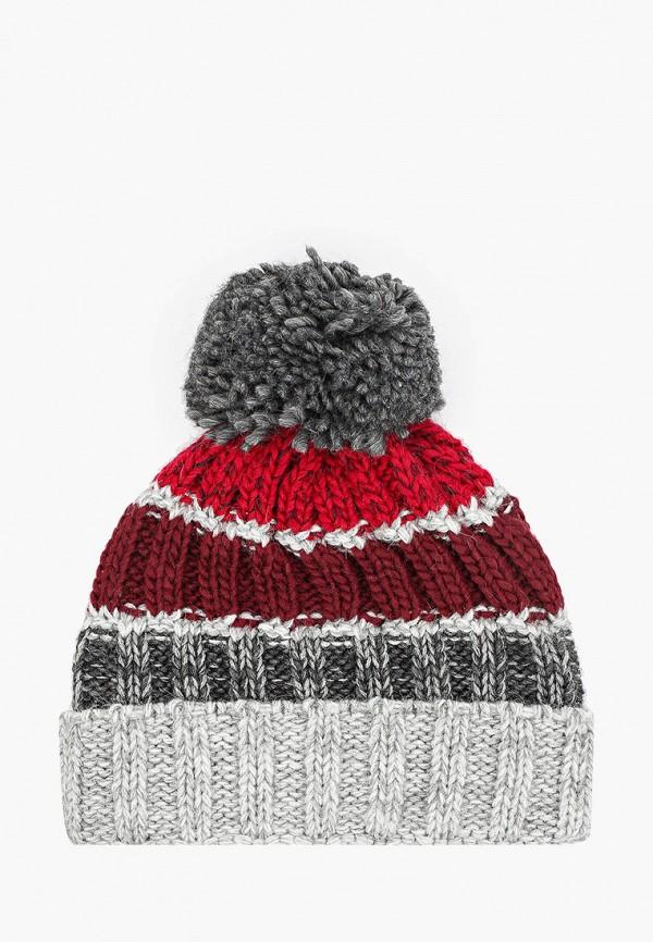шапка coccodrillo для девочки, разноцветная