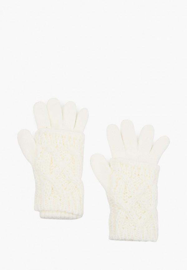перчатки coccodrillo для девочки, бежевые