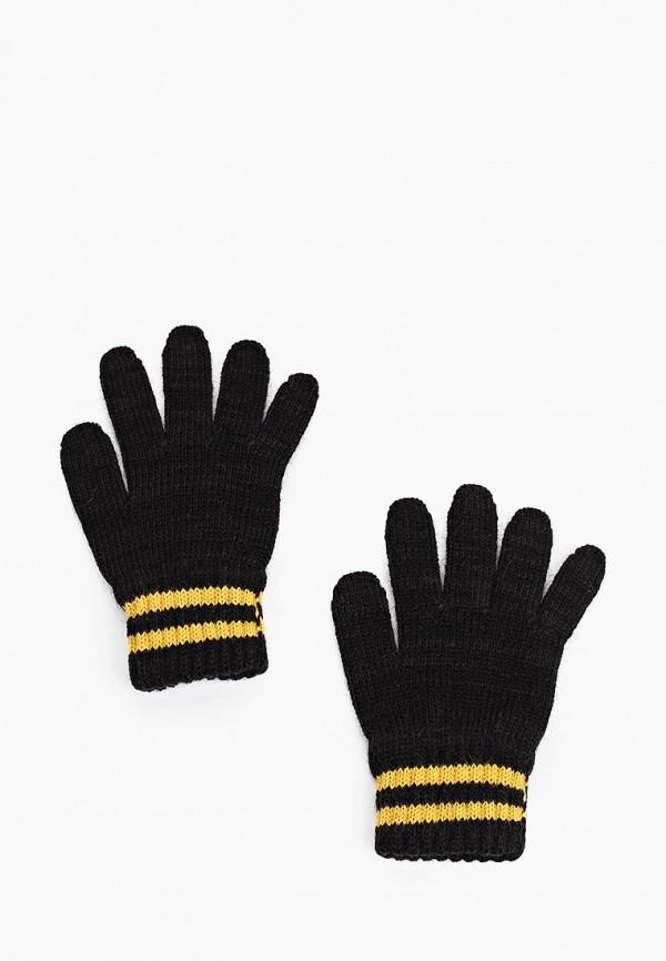 перчатки coccodrillo для девочки, черные