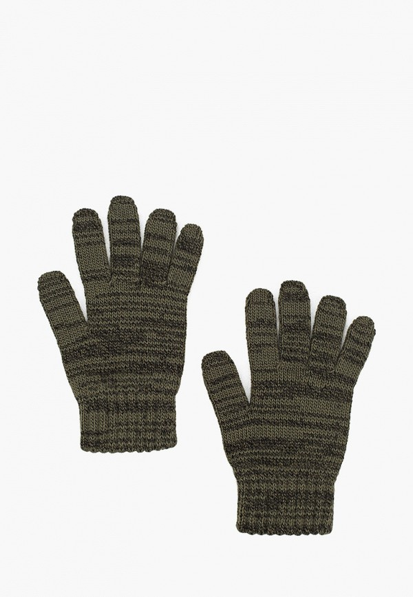 перчатки coccodrillo для девочки, хаки