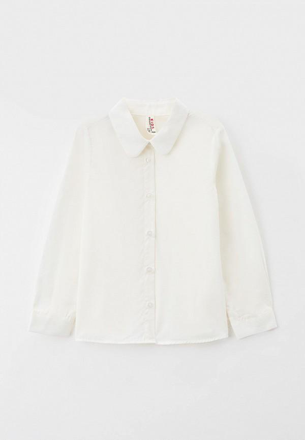 рубашка defacto для девочки, бежевая