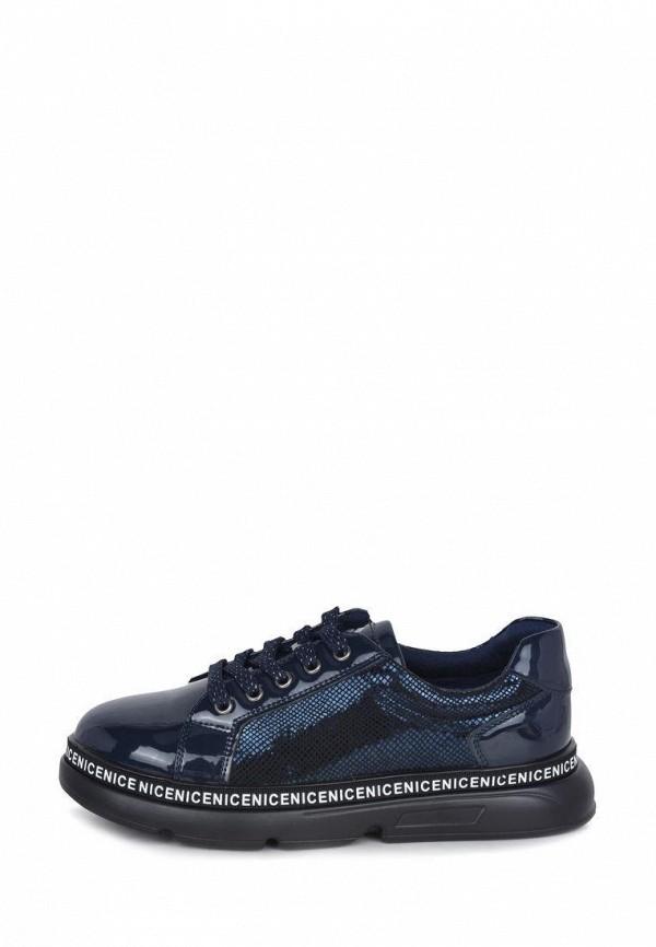 ботинки t.taccardi для девочки, синие