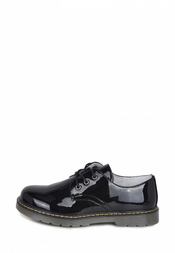 ботинки t.taccardi для девочки, черные