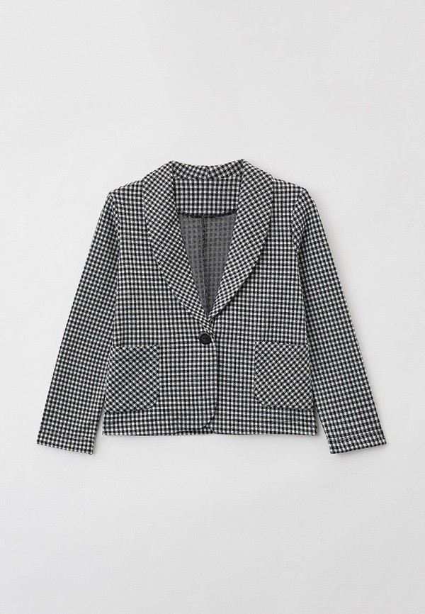 пиджак mark formelle для девочки, черный