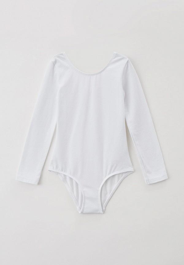 купальник mark formelle для девочки, белый
