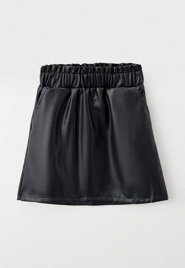 юбка playtoday для девочки, черная