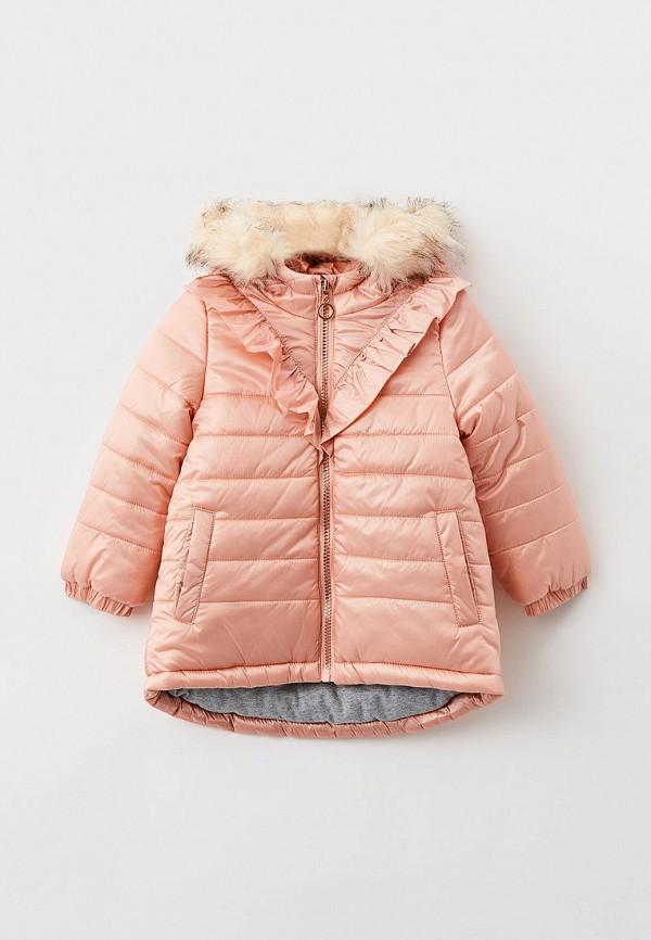 утепленные куртка coccodrillo для девочки