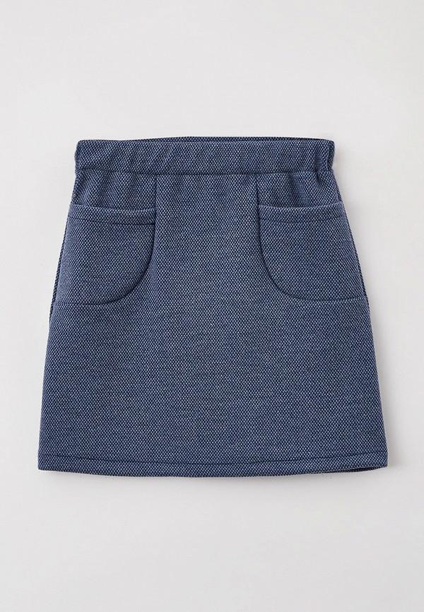 юбка youlala для девочки, синяя