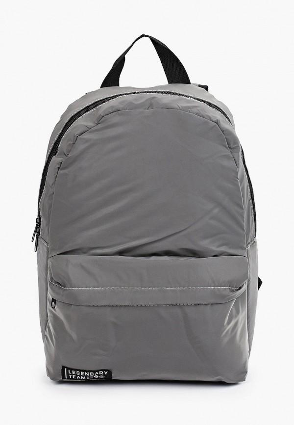 рюкзак acoola для девочки, серый