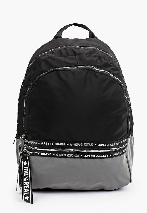 рюкзак acoola для девочки, черный