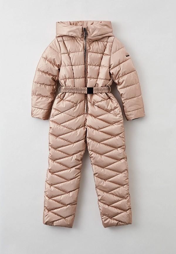 комбинезоны и костюмы baon для девочки, розовые