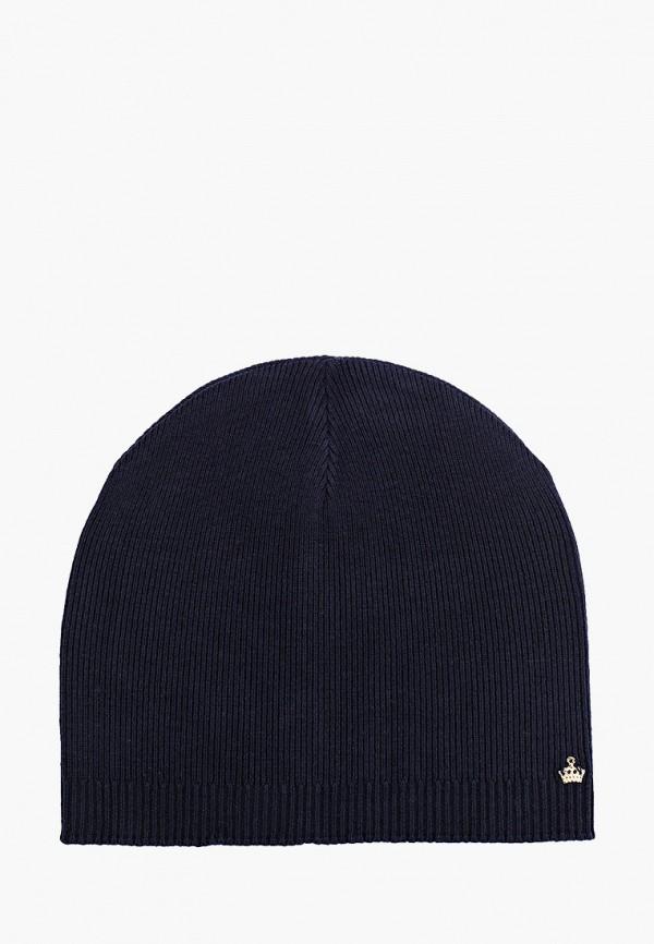 шапка acoola для девочки, синяя